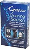 Capresso 640.13 Cleaning Solution 3 packets 1 oz (28g)