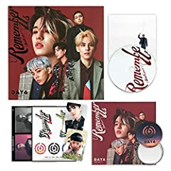 FEATURESFF version Release Date : 2018.12.11 Made from Korea, Republic of Officially distributed Brand New & Factory Sealed CD. Will be Count Towards Hanteo and Gaon Chart. CD + 80p Photobook + Clear Card (Random 1 out of 5) + Decoration ...