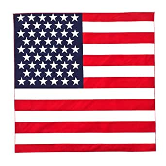 Great Deals! Bandana / American Flag / Fourth of July