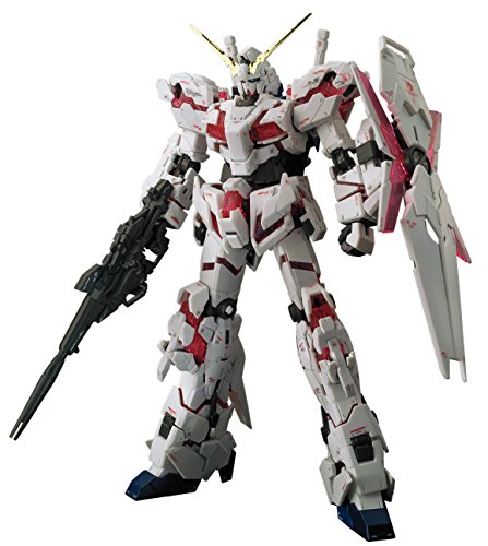 Kit 1 Figure - Bandai Hobby RG 1/144 Unicorn Gundam UC Model Kit Figure
