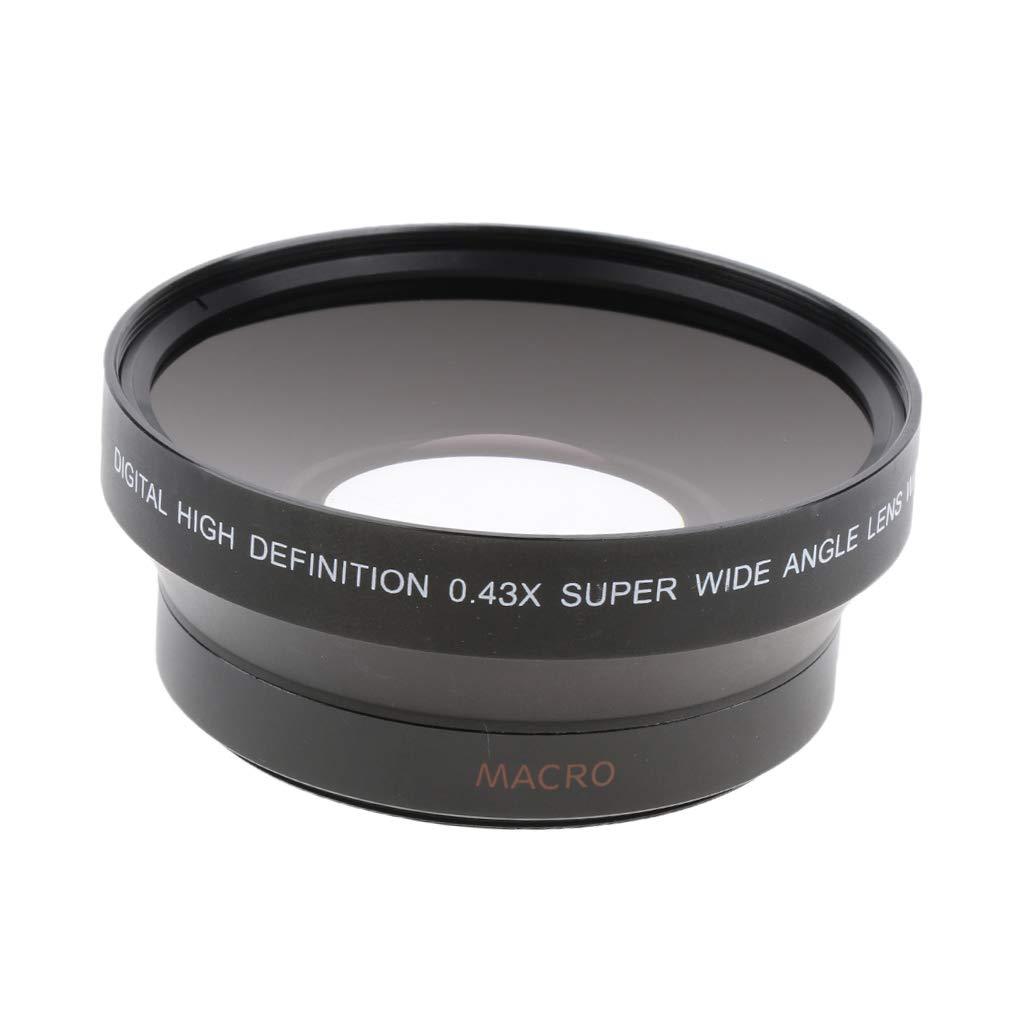 Baosity 67mm 0.43x B07GJK6X82 プロフェッショナル広角魚眼レンズ 67mm キヤノンRebel T3 T3i T2 T2i 0.43x T1 18-135mmデジタル一眼レフカメラ用 B07GJK6X82, アグイチョウ:bc9ff5a6 --- ijpba.info