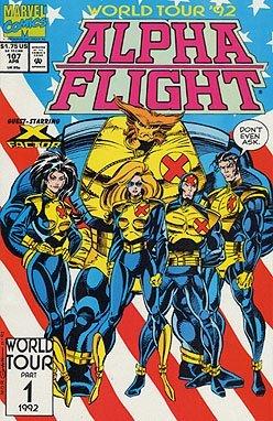 Alpha Flight Edition 107 Epub