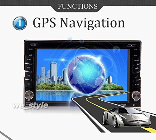 YHT Stereo Car DVD Player USB SD Bluetooth Tv Mp3 Auto Radio Navigation