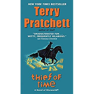 Thief of Time: A Novel of Discworld