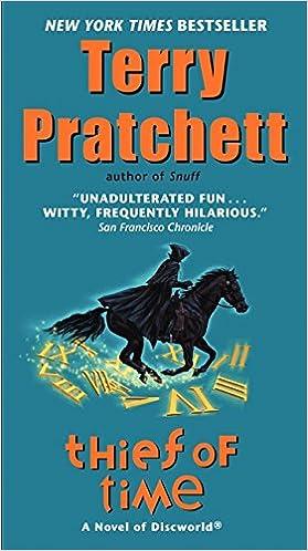 Terry Pratchett - Thief of Time Audiobook Free Online