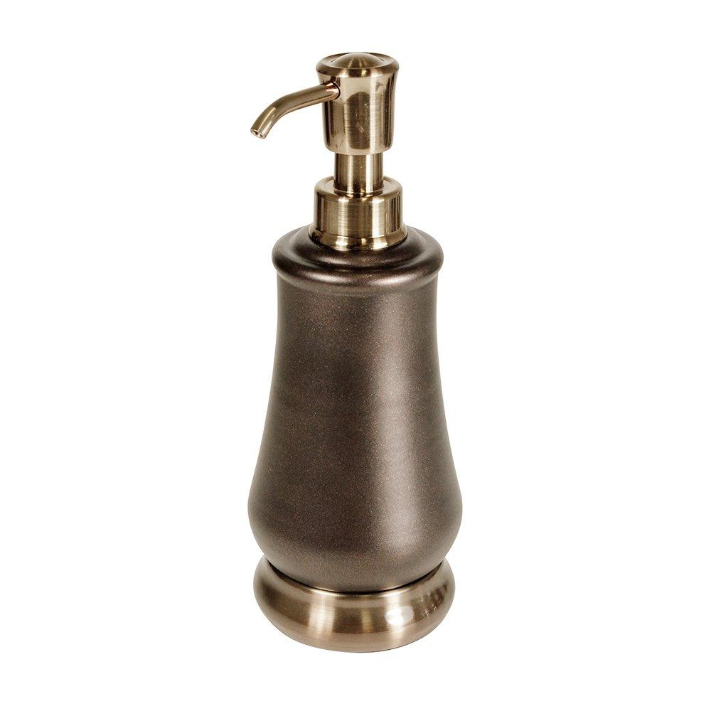 Soap Lotion Dispenser Bath Kitchen Countertop Pearl Bronze Champagne New Ebay