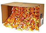 Assorted Circus Peanuts 20 lb bulk