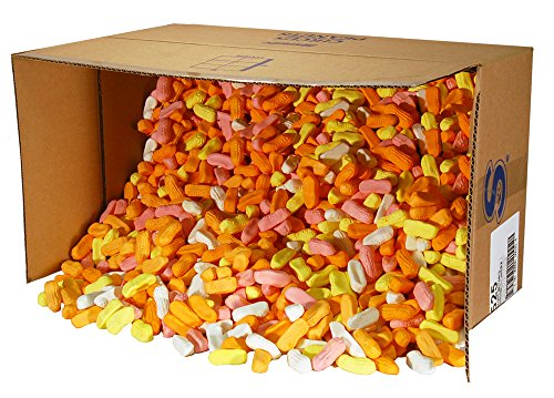 Spangler Circus Peanuts Candy, Assorted, 20-Pound