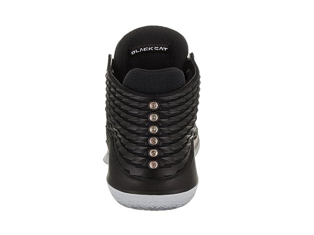 buy popular 01625 0b1be Amazon.com   Air Jordan XXXII Men s Basketball Shoes Black Multicolor aa1253 -003 (11 D(M) US)   Basketball