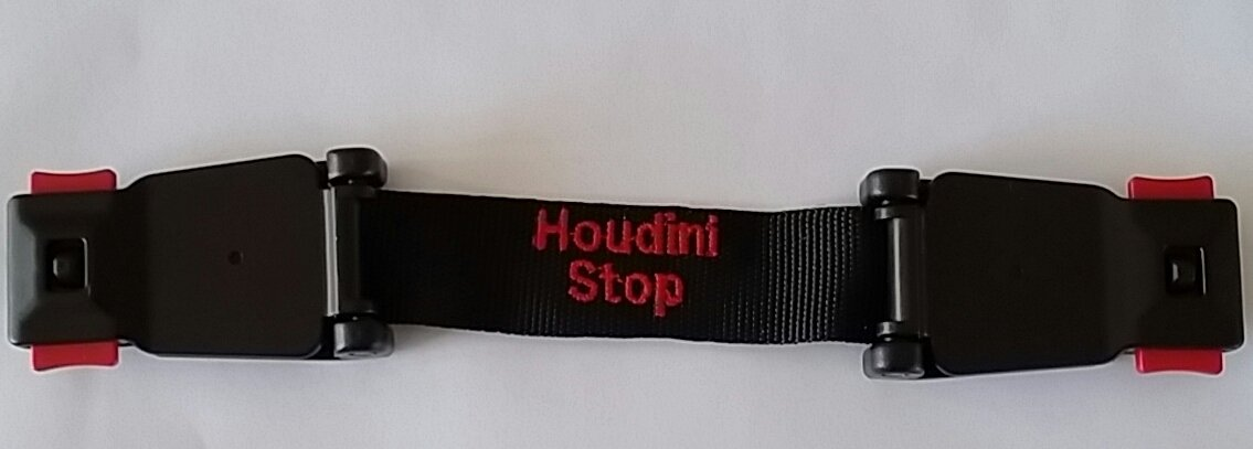 Houdini Stop Car Seat Chest Clip (TWIN PACK) Inkidable Solutions