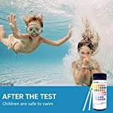100 Count 7-Way Swimming Pool Test Strips Spa