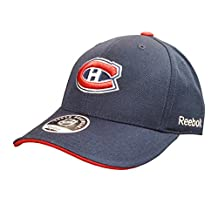 Montreal Canadiens Youth Core Logo Adjustable Cap