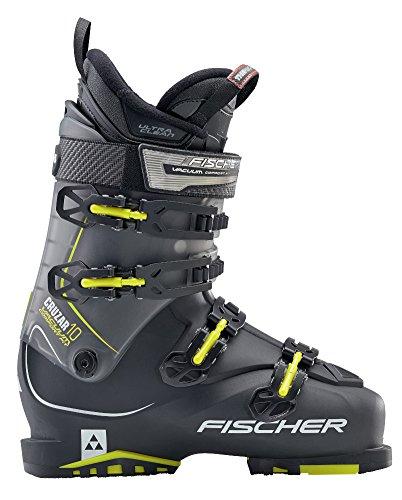 Fischer Cruzar 10 Vacuum CF Ski Boots Mens Sz 8.5 (26.5)