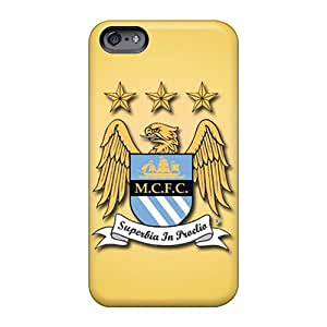 Apple Iphone 6s Plus Imh1418EtYf Custom High Resolution Manchester City Fc Series Shock-Absorbing Hard Cell-phone Case -iphonecase88