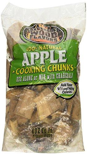 BWF ENTERPRISES 20031 6 lb Apple BBQ Wood Chunks Review