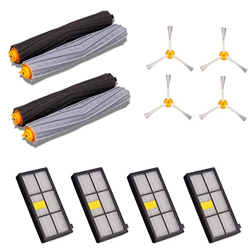 BESKIT 12PCS Replacement Kits for Roomba 870 880