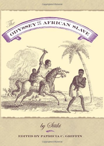 Read Online The Odyssey of an African Slave ebook