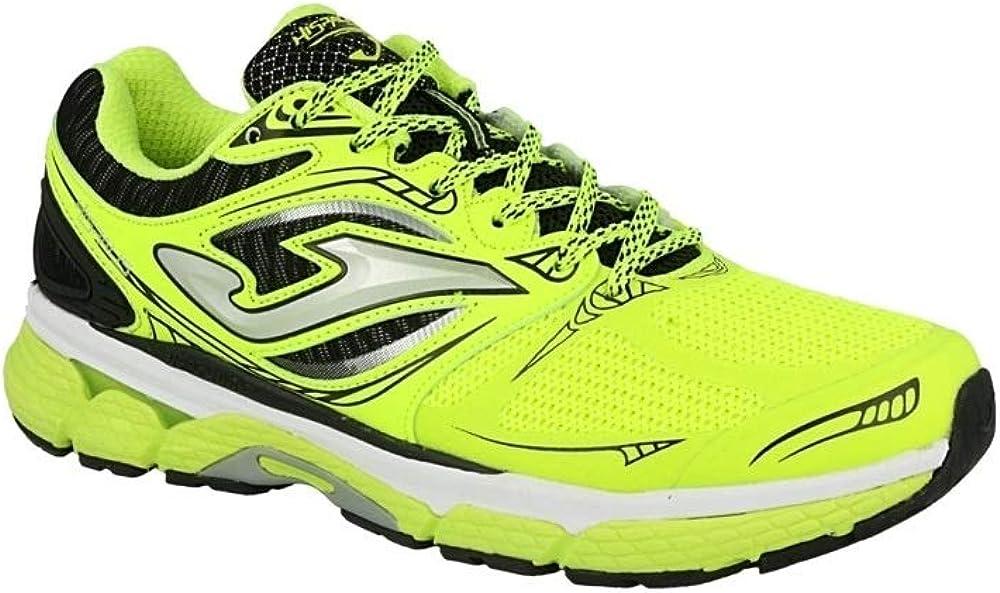 JOMA SPORT - Zapatillas de Running de Sintético para Hombre Amarillo Amarillo Fluo Amarillo Size: 44.5 EU: Amazon.es: Zapatos y complementos