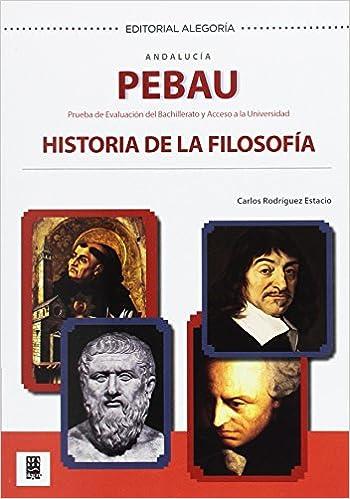 PEBAU HISTORIA DE LA FILOSOFIA ANDALUCIA