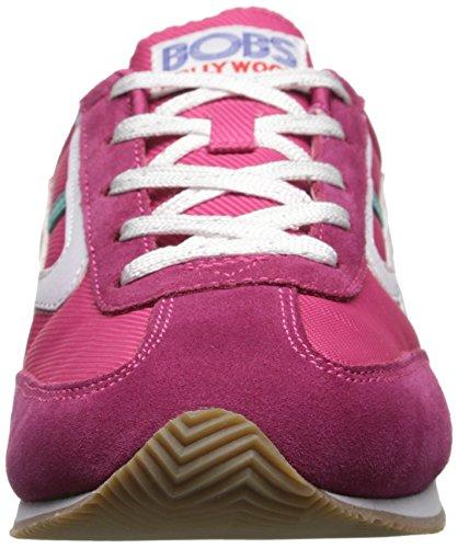 Skechers Bobs Mujeres Sunset Fashion Sneaker Pink