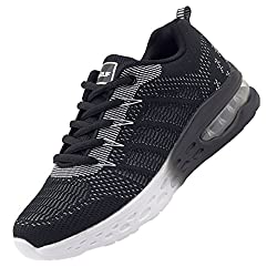 JARLIF Women's Athletic Running Sneakers Air Fitness Sport Workout Gym Tennis Walking Shoes