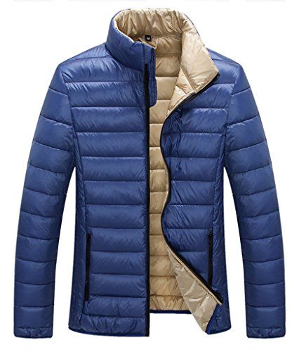 Quilted Down Jacket - 6