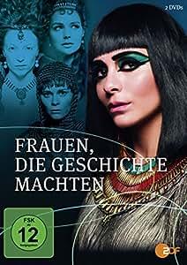 Frauen, die Geschichte machten [2 DVDs] [Alemania]