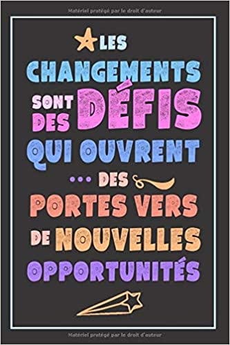 Message D Encouragement Phrase De La Vie Carnet De Notes