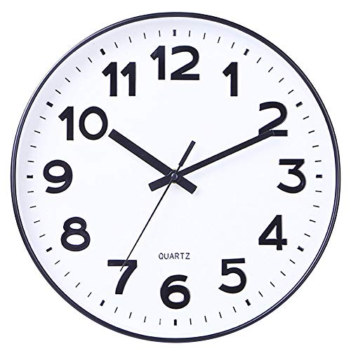 wall clock silent non ticking