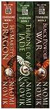 His Majesty s Dragon: Book 1 / Throne of Jade: Book 2 / Black Powder War: Book 3 (Temeraire Box Set) [Mass Market Paperback] [2007] (Author) Naomi Novik