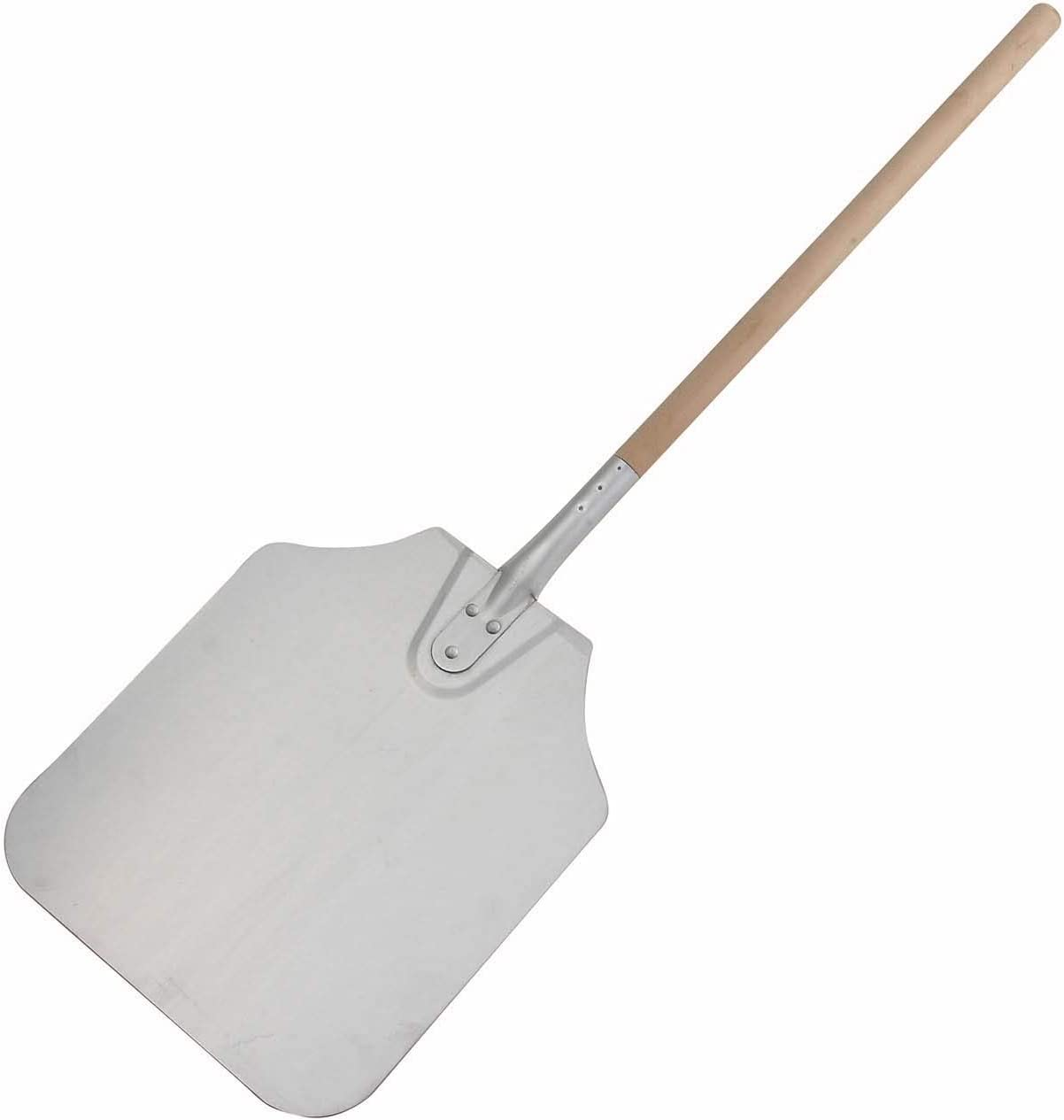 """Winco App-36 Pizza peel Over All Size 36""""Long, 12""""X14"""" Blade Size With Wooden Handle"""