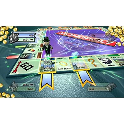 Monopoly - PlayStation 2 (Worldwide): Artist Not Provided: Video Games