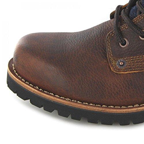 FB Fashion Boots Levi´s Footwear Jackson Brown/Herren Schnürstiefel Braun/Herrenstiefel/Urban Boots Dark Brown