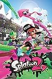 Splatoon 2 Video Gaming Poster 24x36