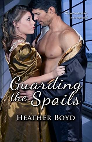 book cover of Guarding the Spoils
