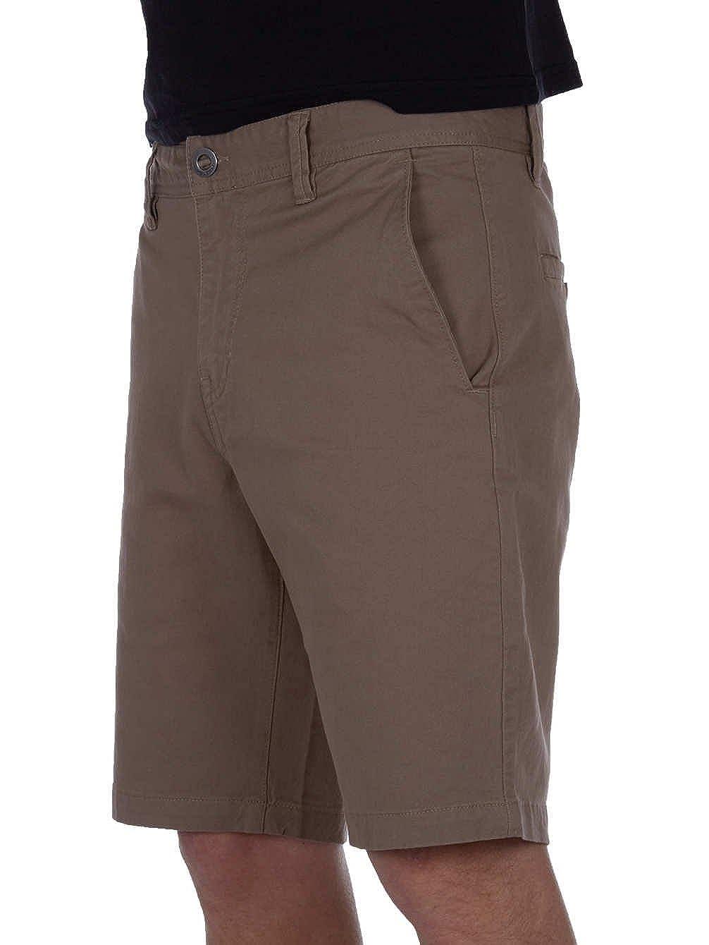Volcom Frickin Slim Chino Short Beige Pantalón Corto