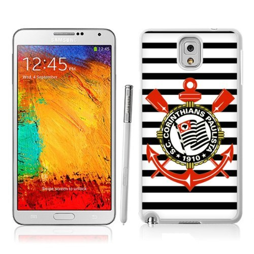 Price comparison product image Victor Sports Football Corinthians Samsung Galaxy Note 3 Case for Sports Fans-Chritmas Gift,  Samsung Galaxy Note 3 Hard Cover
