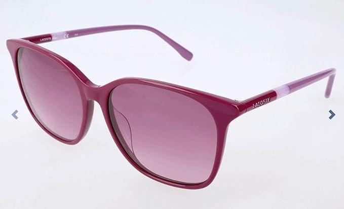 Lacoste Sonnenbrille L787s Gafas de sol, Morado (Violeta ...