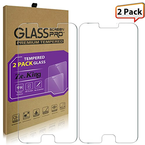 Tempered Glass Screen Protector for Asus Zenfone 4 - 8