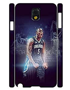 Artful Theme Smart Phone Case Muscular Person Basketball Athlete Pattern Snap On Case Cover for Samsung Galaxy Note 3 N9005 (XBQ-0104T) by lolosakes