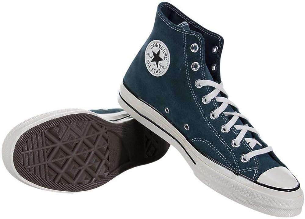 Converse Ct Print Hi, Herren Sneakers Türkis