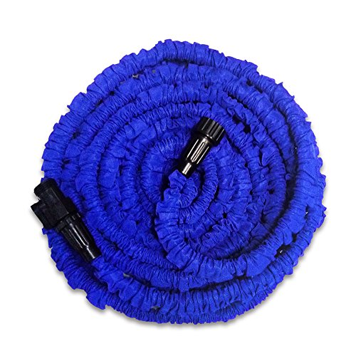krasr-flexible-expandable-expanding-garden-lawn-water-hose-feet-for-all-watering-needs-blue-new-50ft