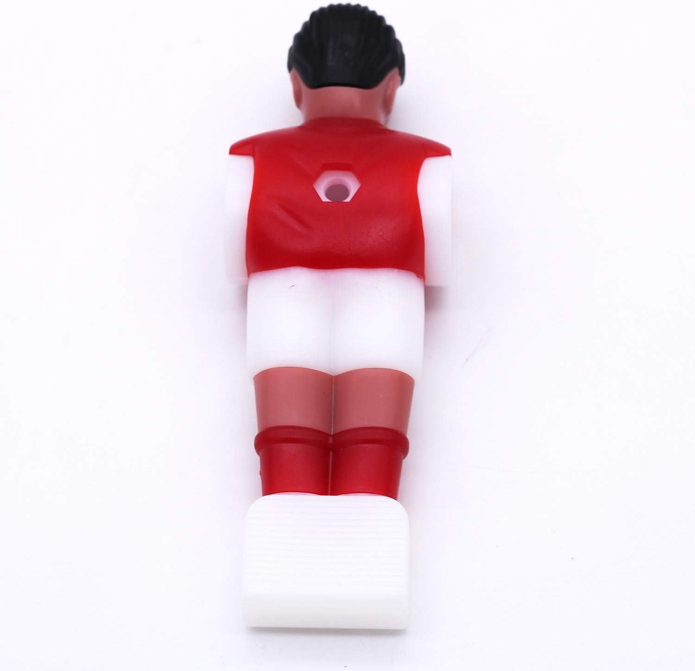 12 piezas de repuesto de futbolín de futbolín, accesorios de ...