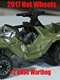 Review: 2017 Hot Wheels #2 UNSC Warthog