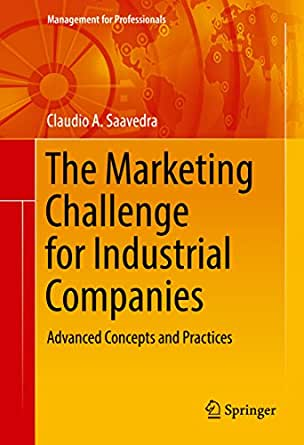 Amazon Com The Marketing Challenge For Industrial