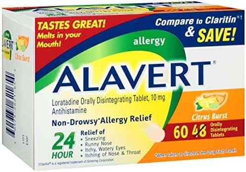 Alavert Non-Drowsy Allergy Relief