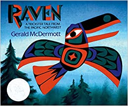 amazon com raven a trickster tale from the pacific northwest