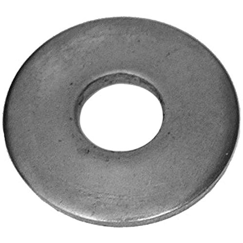 Eckler's Premier Quality Products 25-255429 Totally Stainless Door Striker Shim| 2-4427 Corvette -