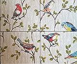 MDF Placemats in Cath Kidston Garden Birds