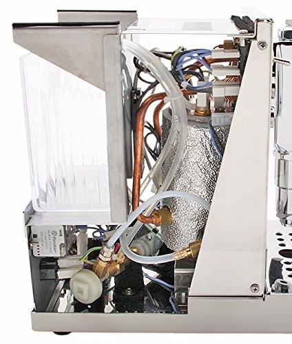 Espressomaschine mit integriertem Mahlwerk Quick Mill Pegaso 03035L